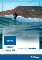 Portada Catálogo Viajes Ecuador Canarias