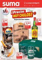Portada Catálogo Suma Supermercados Madrid