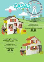 Portada Catálogo El Osito Casas