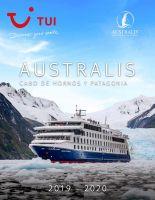 Portada Catálogo TUI Australia