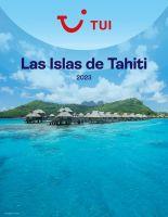 Portada Catálogo TUI Polinesia