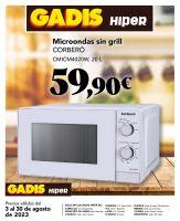 Portada Catálogo Gadis Hiper