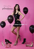 Portada Catálogo Lookbook Primadonna