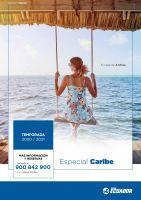 Portada Catálogo Viajes Ecuador Caribe