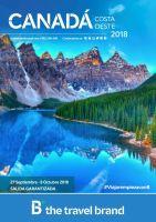 Portada Catálogo Barceló Viajes América del Norte
