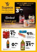 Portada Catálogo Supeco Cataluña