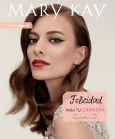 Portada Catálogo Mary Kay Nupcial