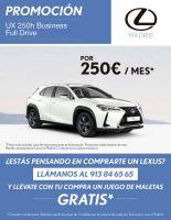Portada Catálogo Lexus