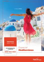 Portada Catálogo Halcón Viajes Especiales