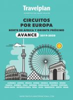 Portada Catálogo Halcón Viajes Mediterráneo