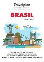 Portada Catálogo Halcón Viajes Brasil