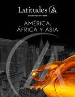 Portada Catálogo Halcón Viajes África