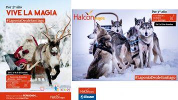 Portada Catálogo Halcón Viajes Nieve