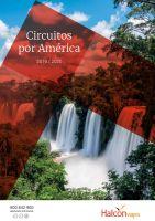 Portada Catálogo Halcón Viajes Empresas
