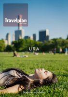 Portada Catálogo Revista Halcón Viajes