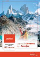 Portada Catálogo Halcón Viajes Rutas Culturales