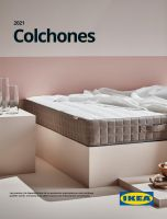 Portada Catálogo Ikea Colchones
