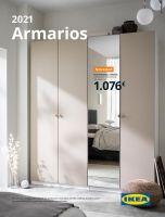 Portada Catálogo Ikea Armarios
