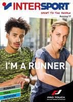 Portada Catálogo Intersport Running
