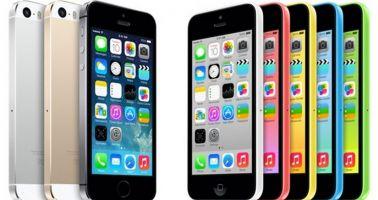 Logo iPhone 5S y 5C