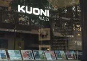 Portada Catálogo Kuoni Argentina