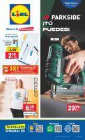 Portada Catálogo Lidl Juguetes
