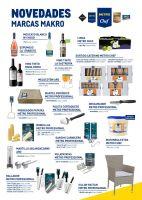 Portada Catálogo Makro Horeca Canarias