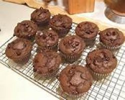Logo Muffins Chocolate