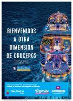 Portada Catálogo Nautalia Viajes Royal Caribbean