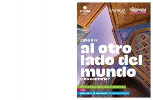 Portada Catálogo Nautalia Viajes Mayores