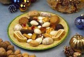 Logo Dulces de Navidad