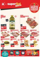Portada Catálogo Supersol Andalucía