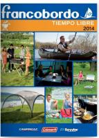 Portada Catálogo Francobordo Tiempo Libre