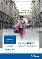 Portada Catálogo Viajes Ecuador Mayores