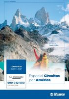 Portada Catálogo Viajes Ecuador USA