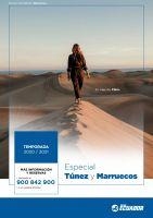 Portada Catálogo Viajes Ecuador África
