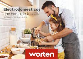 Portada Catálogo Worten Electrodomésticos