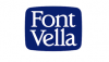 Logo Font Vella