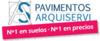 Logo Pavimentos Arquiservi